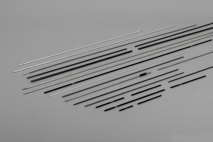 Axles & rods