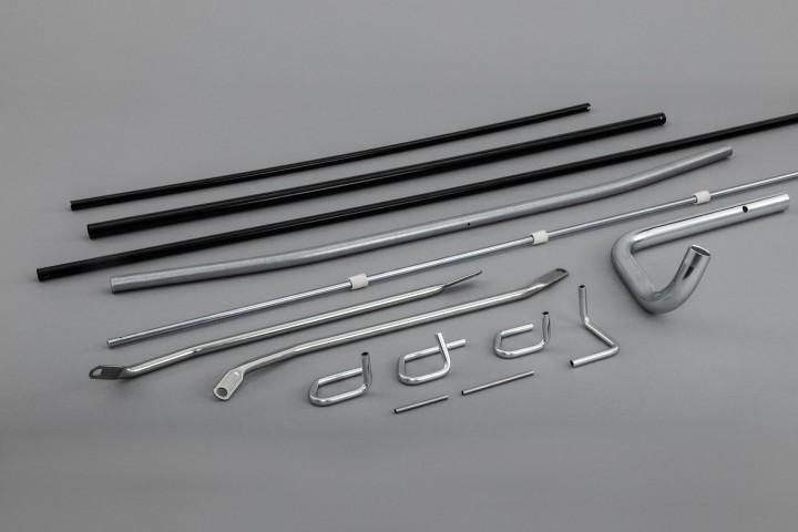 Pipe bending parts